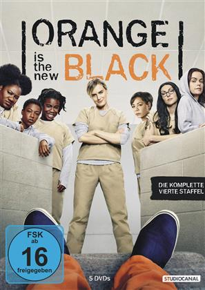 Orange is the New Black - Staffel 4 (5 DVDs)