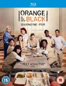 Orange is the New Black - Seasons 1-4 (12 Blu-rays)