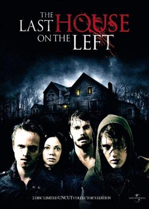 The Last House on the Left (2009) (Cover B, Collector's Edition, Extended Edition, Limited Edition, Mediabook, Uncut, Blu-ray + DVD)