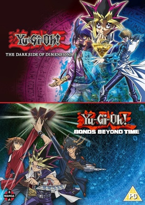 Yu-Gi-Oh! - Dark Side Of Dimensions / Bonds Beyond Time (2 DVDs)