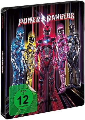 Power Rangers (2017) (Limited Edition, Steelbook)