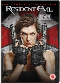 Resident Evil - The Complete Collection (6 DVDs)