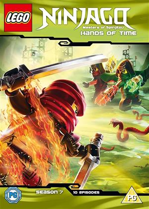 Lego Ninjago - Season 7 - Hands Of Time