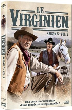 Le Virginien - Saison 5 - Vol. 2 (5 DVDs)