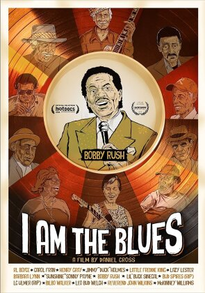 Various Artists - I Am The Blues
