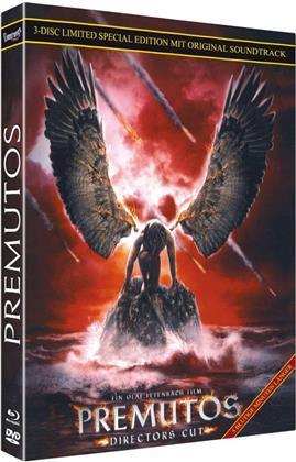 Premutos (1997) (Cover A, Director's Cut, Kinoversion, Limited Edition, Mediabook, Special Edition, Blu-ray + DVD + CD)