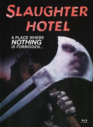 Slaughter Hotel (1971) (Cover D, Eurocult Collection, Giallo Serie, Limited Edition, Mediabook, Blu-ray + DVD)