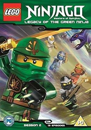 Lego Ninjago - Masters Of Spinjitzu - Season 2 - Legacy of the Green Ninja