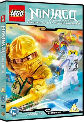 Lego Ninjago - Masters Of Spinjitzu - Season 3 - Rebooted: Fall of the Golden Master