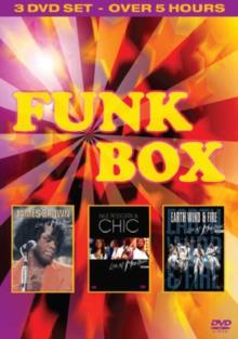 Various Artists - Funk Box (3 DVDs)