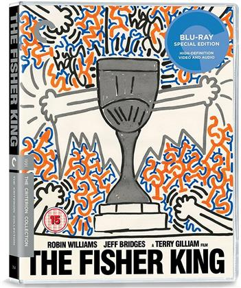 The Fisher King (1991) (Criterion Collection, 2 Blu-rays)