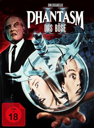 Phantasm 2 - Das Böse 2 (1988) (Cover B, Limited Edition, Mediabook, Uncut, Blu-ray + 2 DVDs)