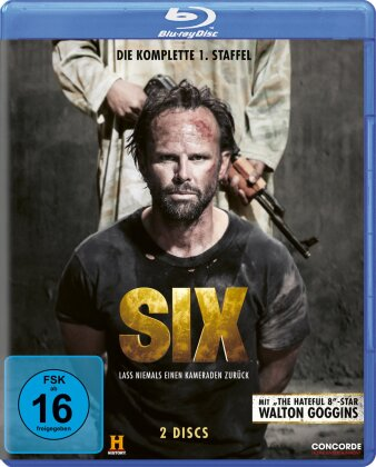 Six - Staffel 1 (History Channel, 2 Blu-rays)