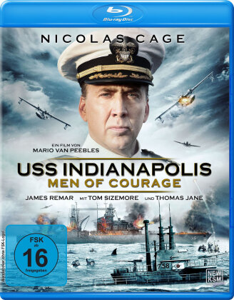 USS Indianapolis - Men of Courage (2016)