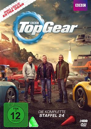 Top Gear - Staffel 24 (BBC, 3 DVDs)