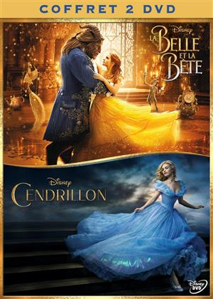 La Belle et la Bête (2017) / Cendrillon (2015) (Box, Limited Edition, 2 DVDs)