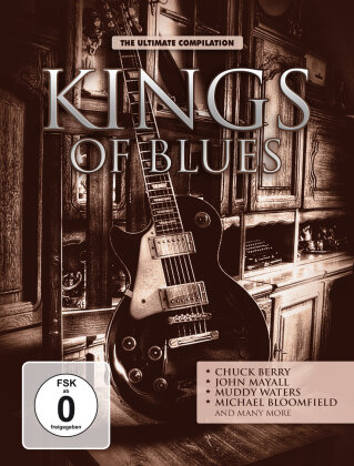 Various Artists - Kings Of Blues