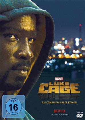 Luke Cage - Staffel 1 (4 DVDs)