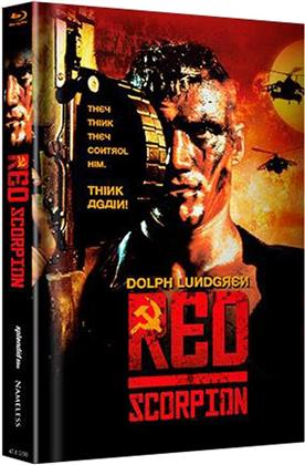 Red Scorpion (1988) (Limited Edition, Mediabook, Remastered, Uncut, Unrated)