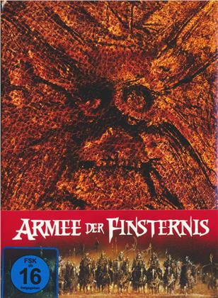 Armee der Finsternis (1992) (TV-Fassung, Director's Cut, Kinoversion, Limited Edition, Mediabook, 2 Blu-rays + DVD)
