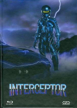 Interceptor (1986) (Cover B, Collector's Edition, Limited Edition, Mediabook, Uncut, Blu-ray + DVD)