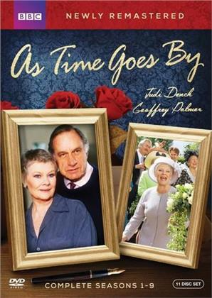 As Time Goes By - Complete Seasons 1-9 (BBC, 11 DVDs)