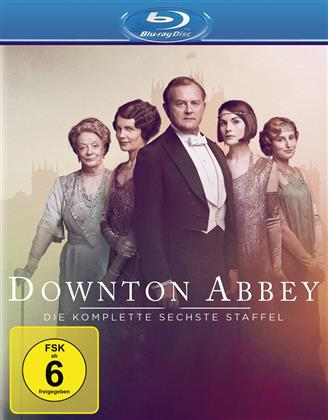 Downton Abbey - Staffel 6 (Neuauflage, 4 Blu-rays)