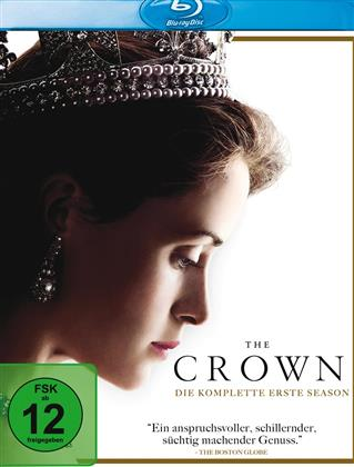The Crown - Staffel 1 (4 Blu-rays)