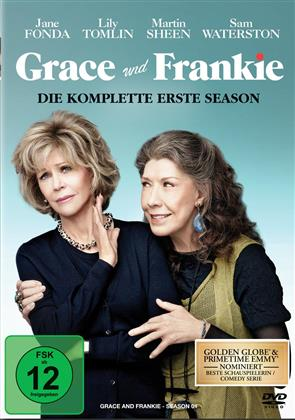 Grace and Frankie - Staffel 1 (3 DVDs)