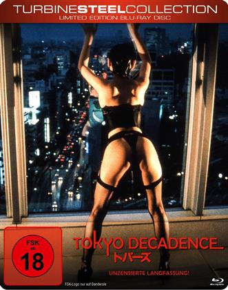 Tokyo Decadence (1992) (Turbine Steel Collection, Limited Edition, Steelbook)