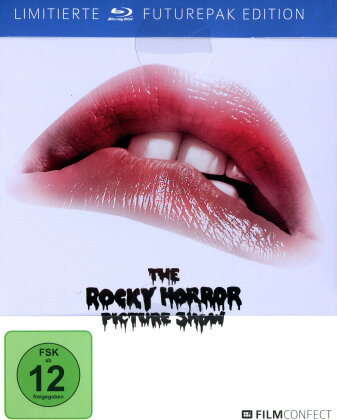 The Rocky Horror Picture Show - Artwork White (1975) (FuturePak, Limited Edition, Steelbook)