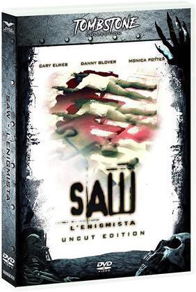 Saw - L'enigmista (2004) (Tombstone Collection, Uncut)
