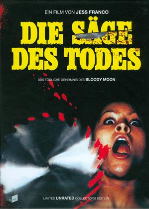 Die Säge des Todes (1981) (Cover A, Limited Edition, Langfassung, Mediabook, Unrated)