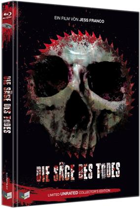 Die Säge des Todes (1981) (Cover C, Collector's Edition, Limited Edition, Mediabook, Unrated)