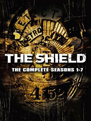The Shield - The Complete Seasons 1-7 (28 DVDs)
