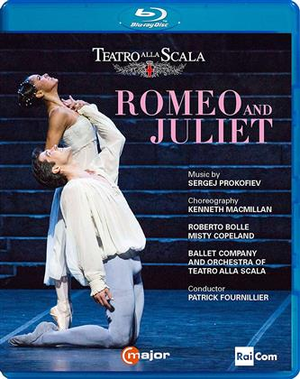 Ballet & Orchestra of the Teatro alla Scala, Kenneth Macmillan, … - Prokofiev - Romeo & Juliet (C Major)