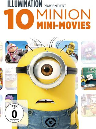 10 Minion Mini-Movies