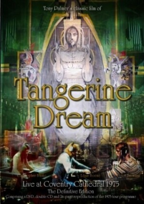Tangerine Dream - Live At Coventry Cathedral 1975 (Director's Cut)