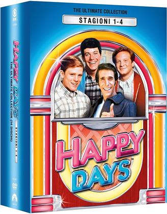Happy Days - Stagioni 1-4 (14 DVDs)