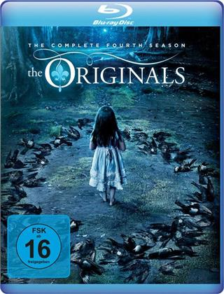 The Originals - Staffel 4 (2 Blu-rays)