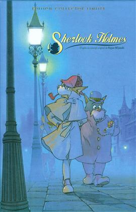 Sherlock Holmes - Intégrale de la série TV (1984) (Version inédite, Collector's Edition, Limited Edition, Remastered, 2 Blu-rays + 4 DVDs)