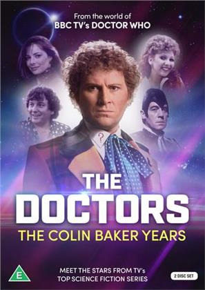 The Doctors - The Colin Baker Years (2 DVDs)