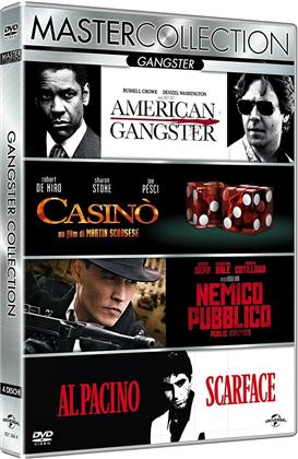 Gangster Collection (Master Collection, 4 DVDs)