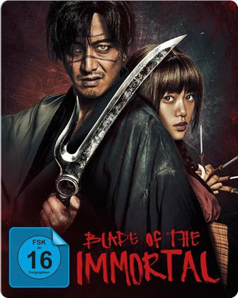 Blade of the Immortal (2017) (Limited Edition, Steelbook, 2 Blu-rays)