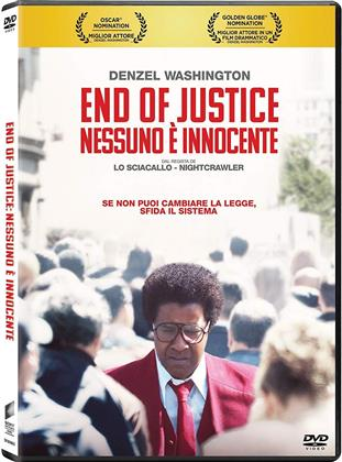 End of Justice - Nessuno è innocente (2017)