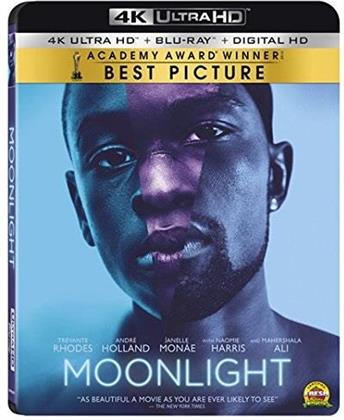 Moonlight (2016) (4K Ultra HD + Blu-ray)