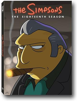 The Simpsons - Season 18 (4 DVDs)