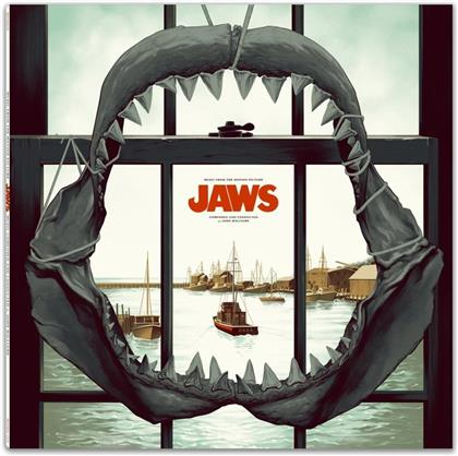 John Williams (*1932) (Komponist/Dirigent) - Jaws (Remastered, 2 LPs)