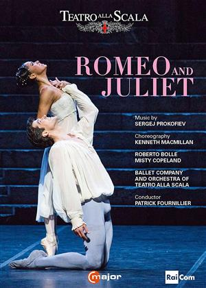 Ballet & Orchestra of the Teatro alla Scala, Kenneth Macmillan, … - Prokofiev - Romeo & Juliet (C Major, 2 DVDs)
