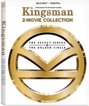 Kingsman 1 & 2 - 2-Movie Collection (2 Blu-rays)